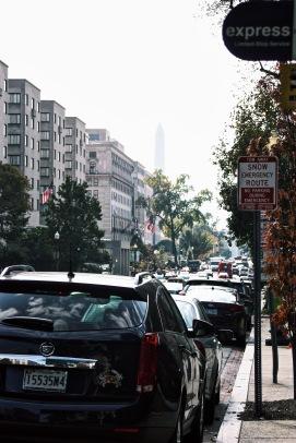Street side in Washington, D.C.