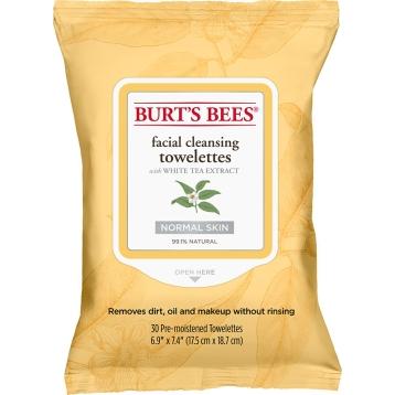 Burts Bees Facial Towels